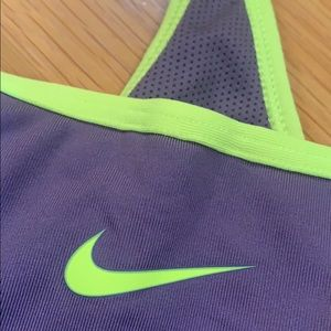 Nike Tops - Nike Neon Dry Fit Sports Tank Top Size XL